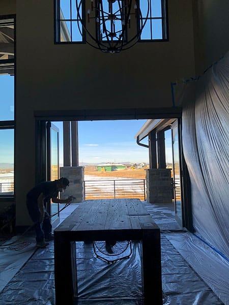 wood furniture restoration Denver